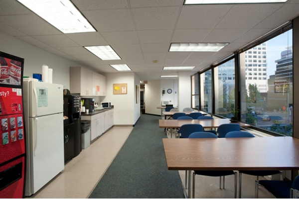 Break Room - Rosslyn, VA