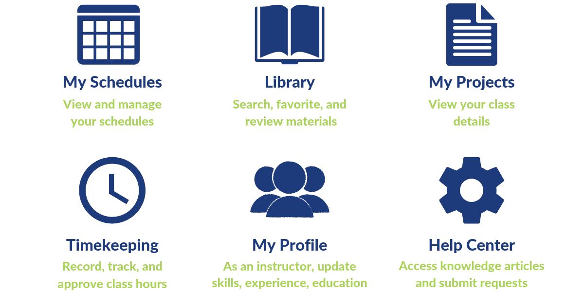DLS Online information