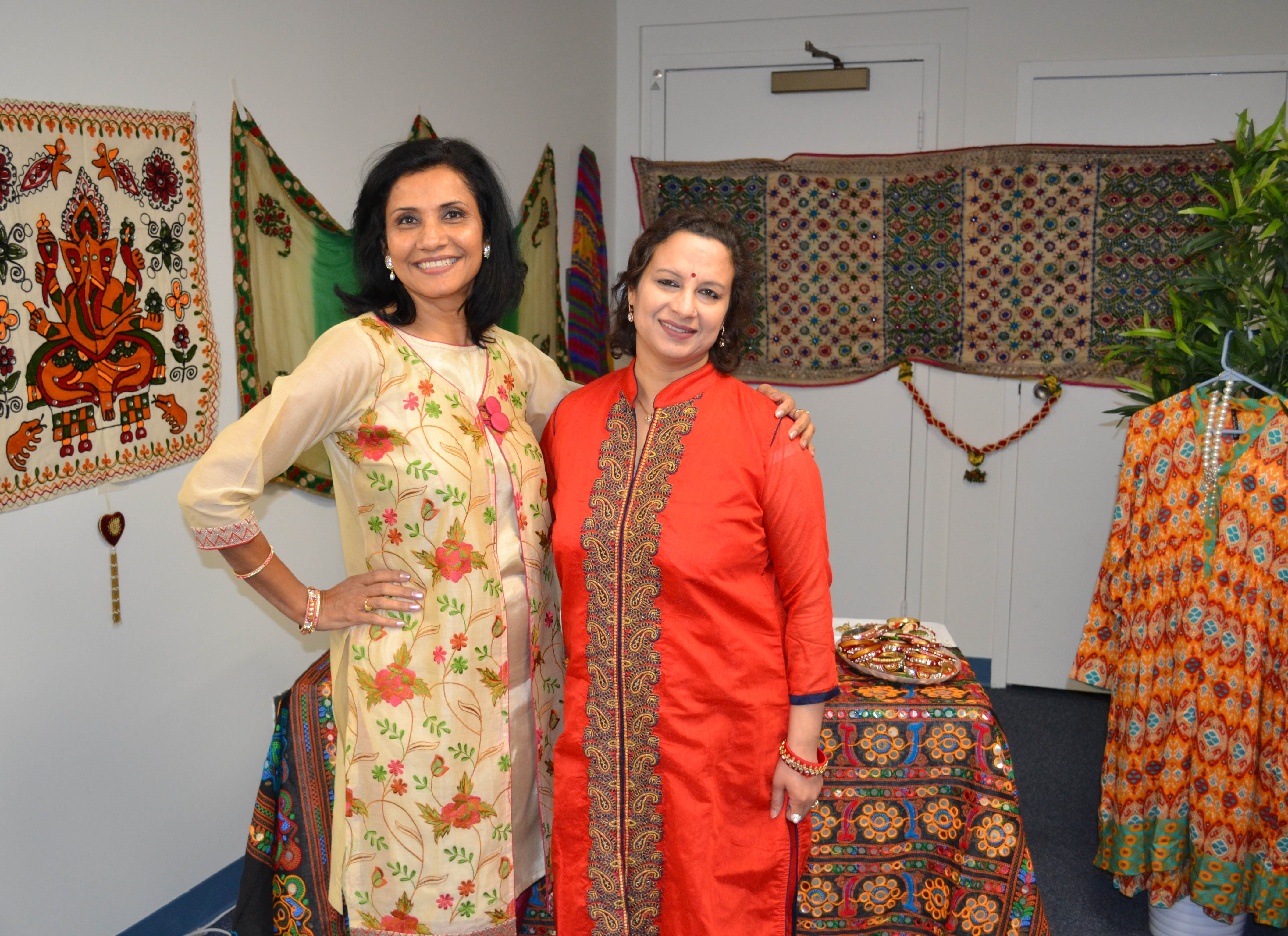 Diplomatic Language Services celebrates Hindi New Year at New Years Around The World event
