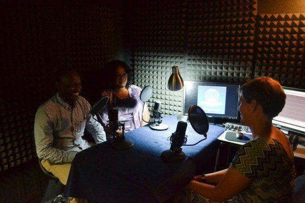 Language Matters podcast Hausa