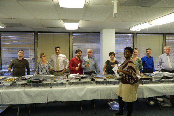 DLS Thanksigiving event 2015