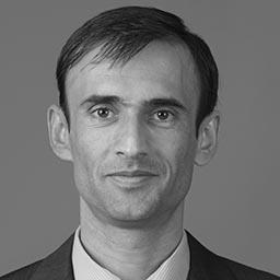 Faraidoon Saadat DLS Academic Advisor