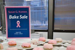 Diplomatic Language Services Susan G. Komen Bake Sale