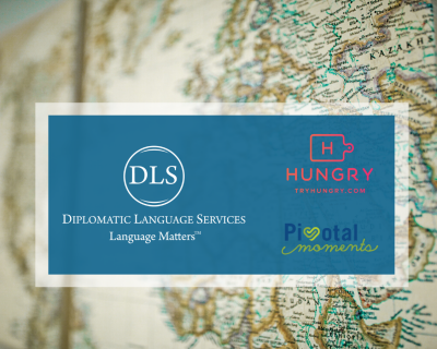 Diplomatic Language Services is giving back by donating to medical professionals through HUNGRY For Healthcare