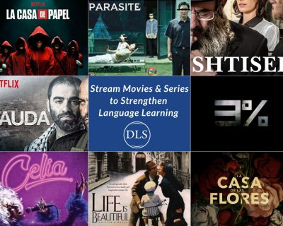 Diplomatic Language Services recommends foreign language movies and series to strengthen language learning