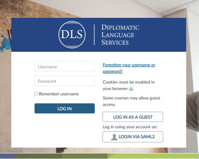 diplomatic language services blog about new learning management system