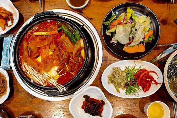 Diplomatic Language Services Korean kimchi jigae recipe blog post