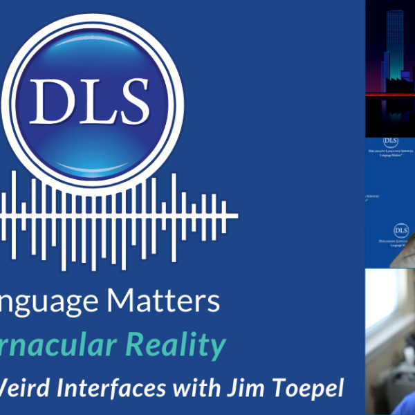 DLS Vernacular Reality podcast episode five